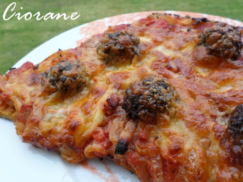pizza-boulette-curry-vert