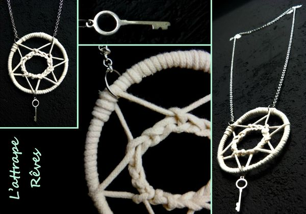 dreamcatcher collier 2