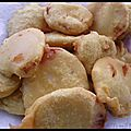 Bajji de patates douces