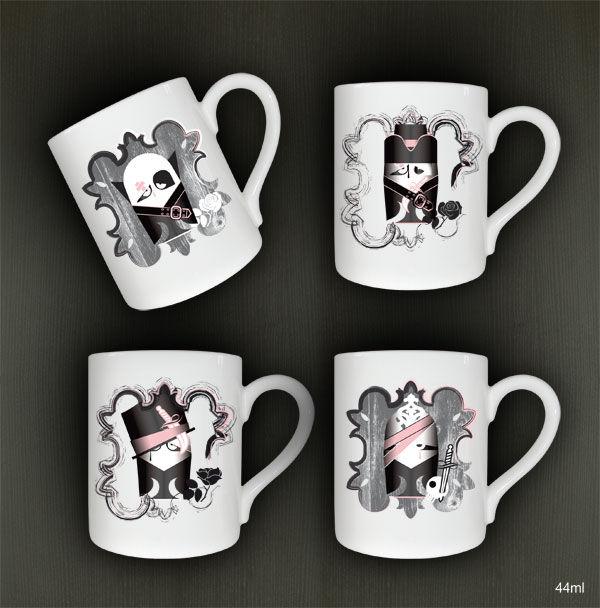 Les Mugs (les pirates aux larmes)