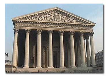 Les monuments inspir s des civilisations antiques for Architecture grecque