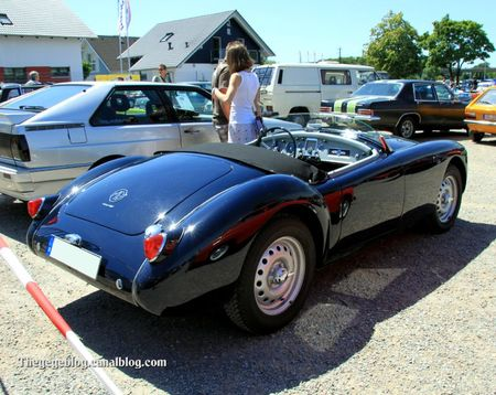 Mg type A twin-cam (RegioMotoClassica 2011) 02