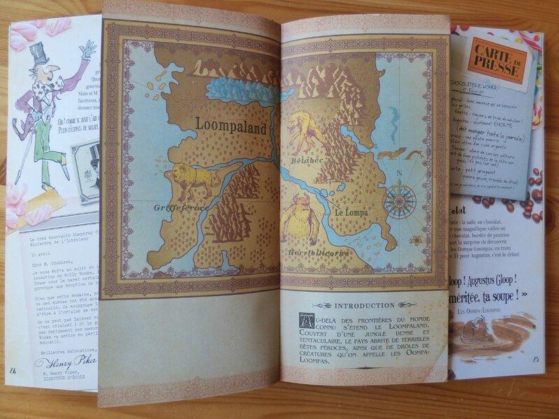 Le monde farabuleux de Roald Dahl (2)