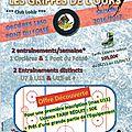 Hockey sur glace à pont-du-fossé