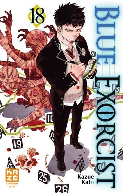 Blue-exorcist - Tome 18