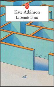 La Souris Bleue - Kate Atkinson - Couverture