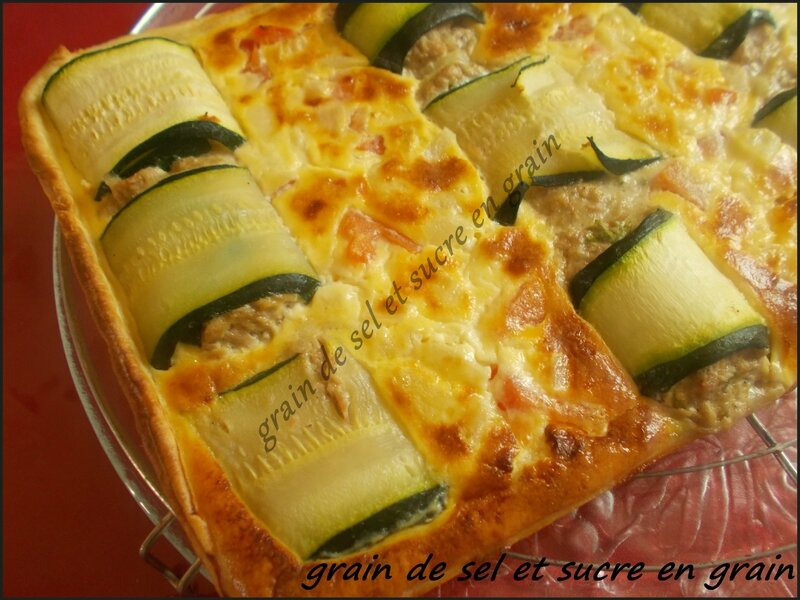 quiche courgettes (4)