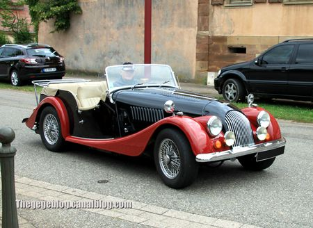 Morgan plus 4 2+2 convertible (Retrorencard aout 2012) 01