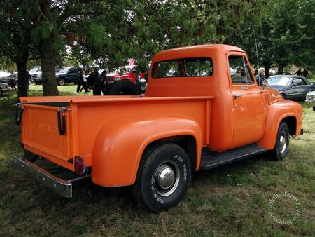 FORD F-100 Custom Cab 1955 (4)