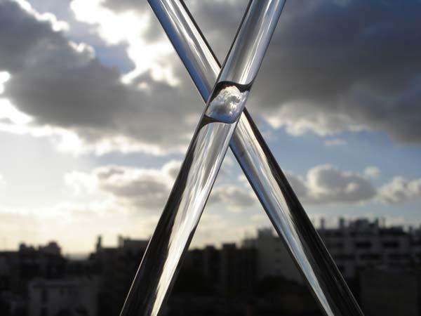 Ciel de verre