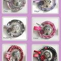 modèles 1 broches ETE 2010