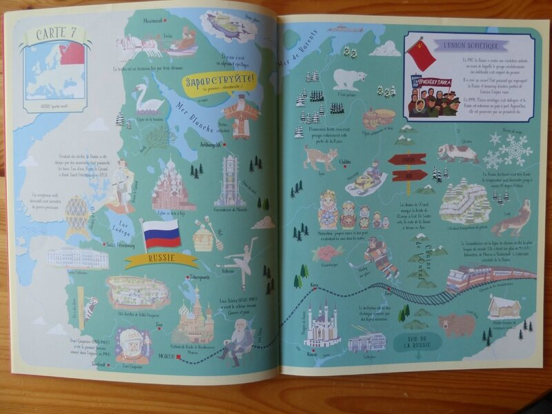 Atlas de l'Europe illustré (2)
