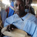 Bouya BA - Artiste Griot du village de Gawdé Wambabé