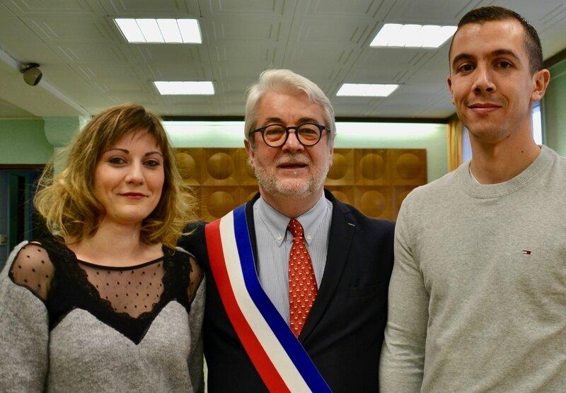 MATTHIEU VITASSE MARINA SERGENT PACS 2018