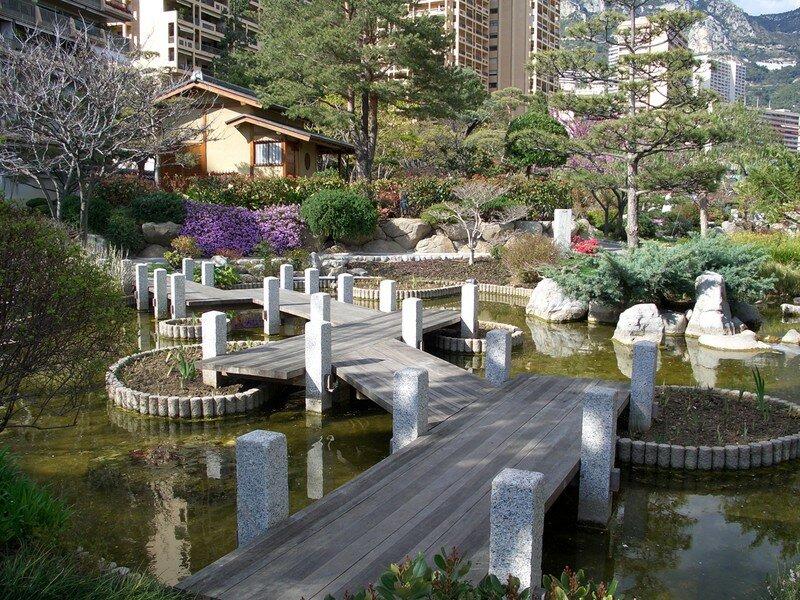 Le jardin japonais de monaco asiemut e for Jardin japonais monaco