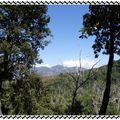 Panorama, vers le Cap Corse...