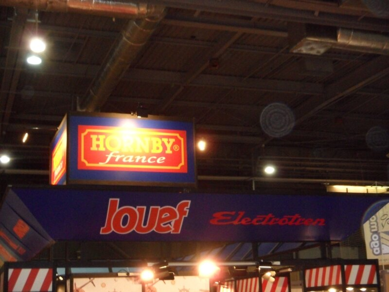 Mondial 2010 : Stand Hornby Jouef