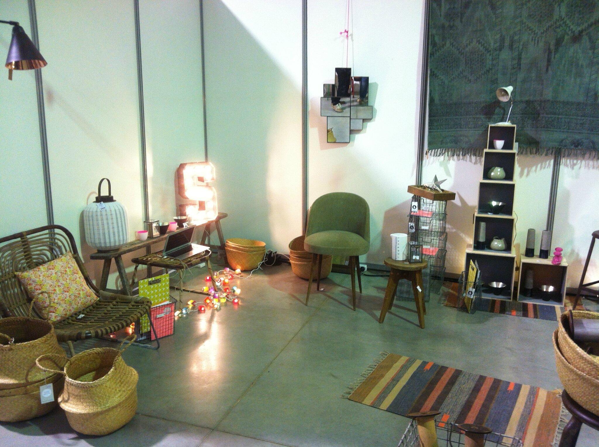salon d co art de vivre lyon parenth se vintage. Black Bedroom Furniture Sets. Home Design Ideas