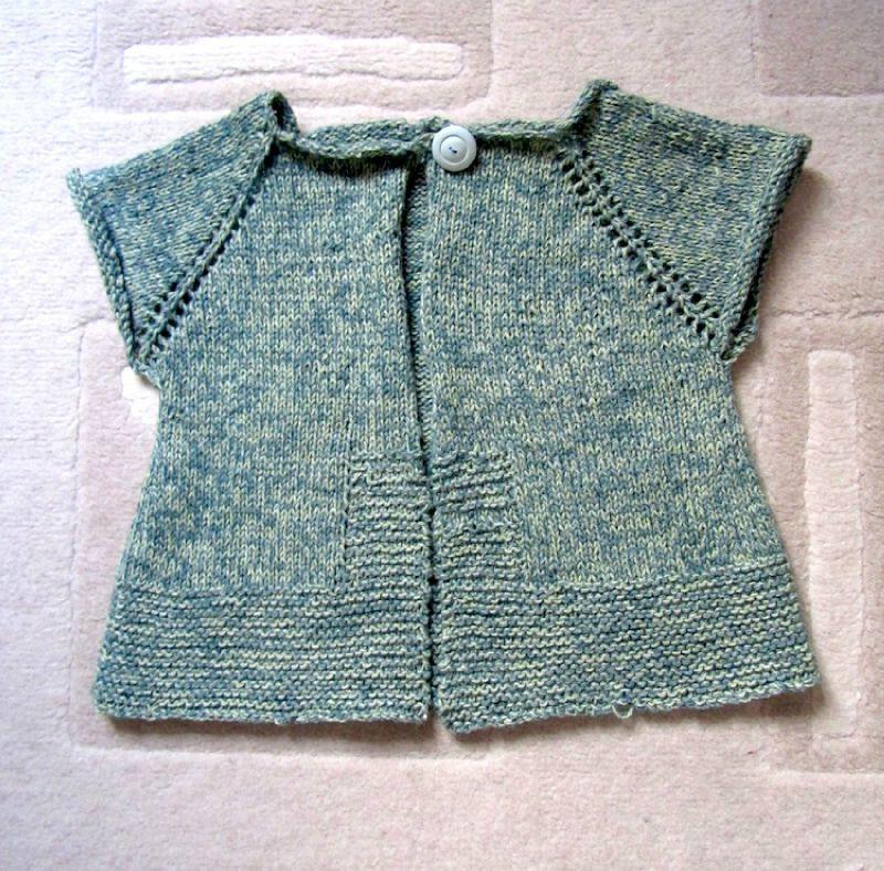 comment tricoter les manches raglan