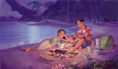 Gerladine Kovats - Lilo &amp; Stitch 16