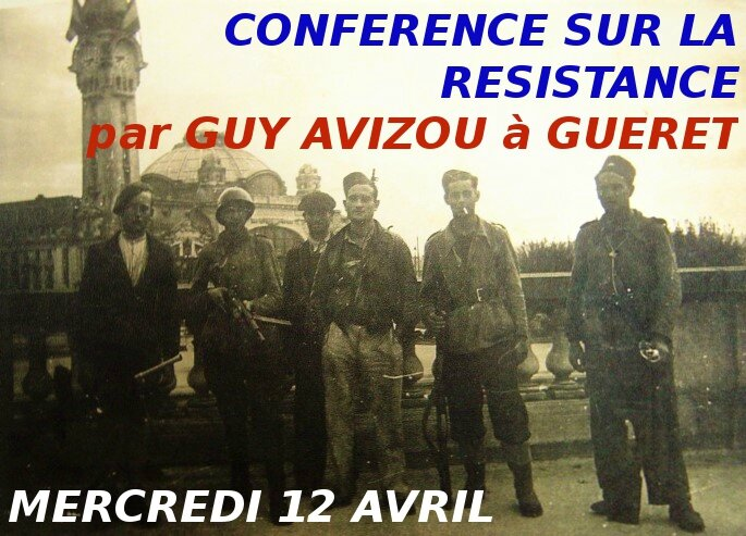CONFERENCE GUY AVIZOU