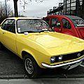 Opel manta a - 1970 à 1975