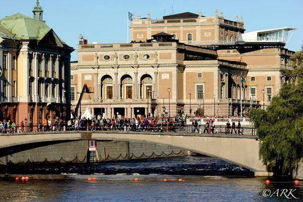 Opera från Vasabron