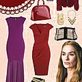 How to dress like#6... cersei lannister