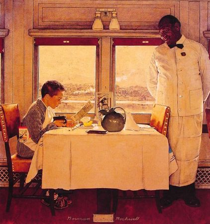 Boy-in-A-dining-Car
