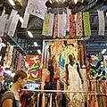 Tissus et kimonos