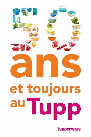 Logo 50 ans et toujours au Tupp