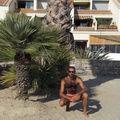 Sa plage et ses palmiers