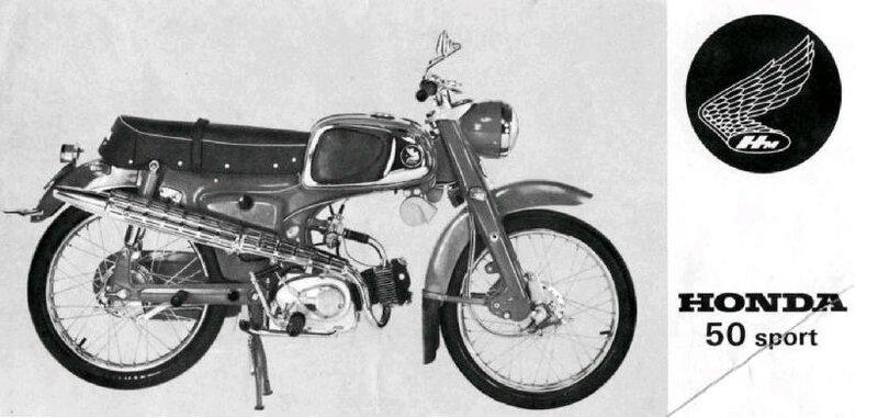 HondaC50sport1965