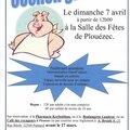 Journée mondiale de l'Autisme:Cochon grillé