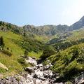 descente dans la vallée