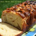 P'tit gteau pommes amandes