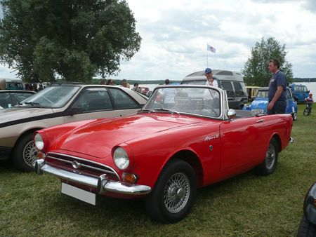 SUNBEAM Alpine Series V roadster Madine (1)
