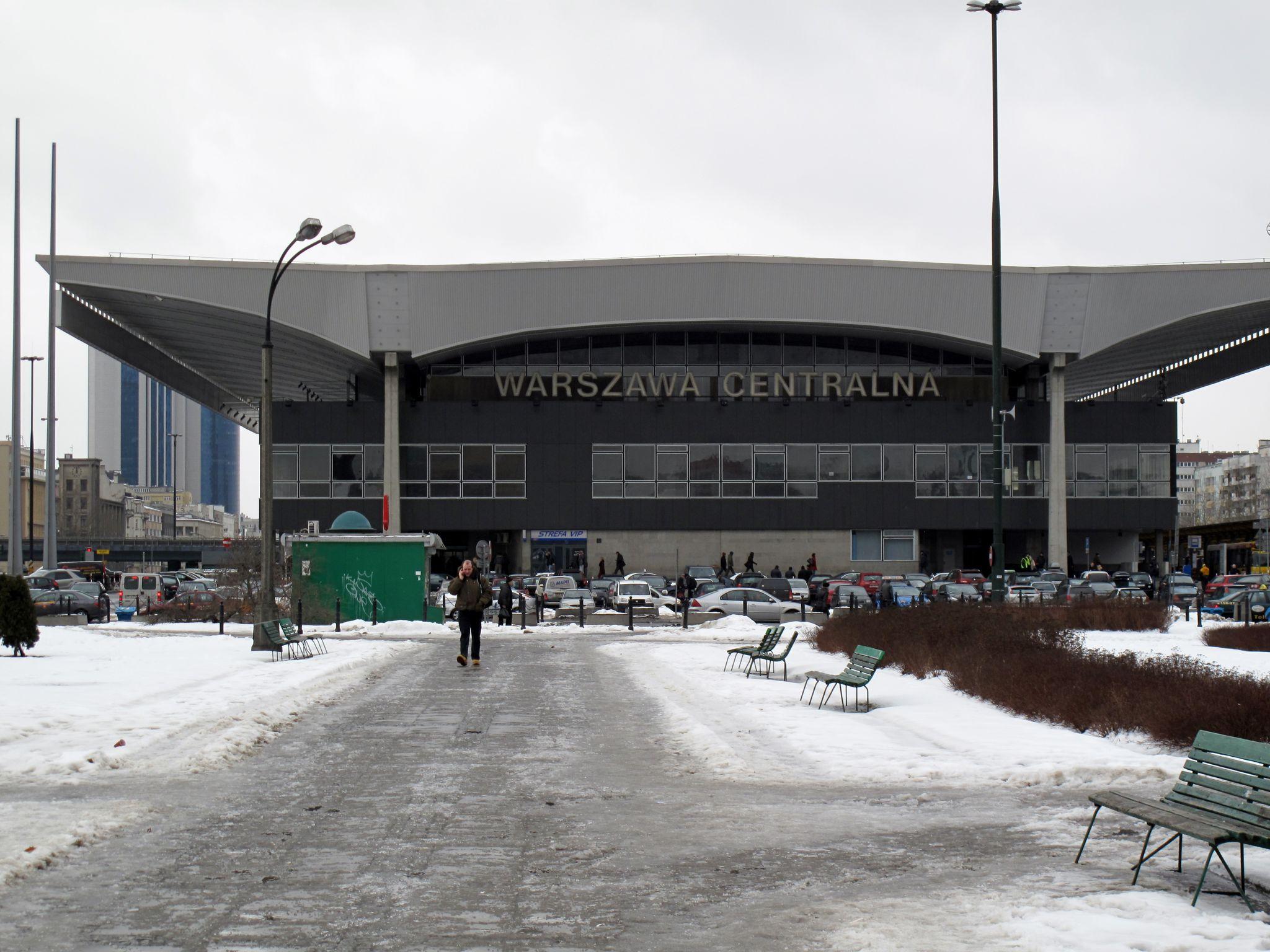 Varsovie Centrale (Pologne)