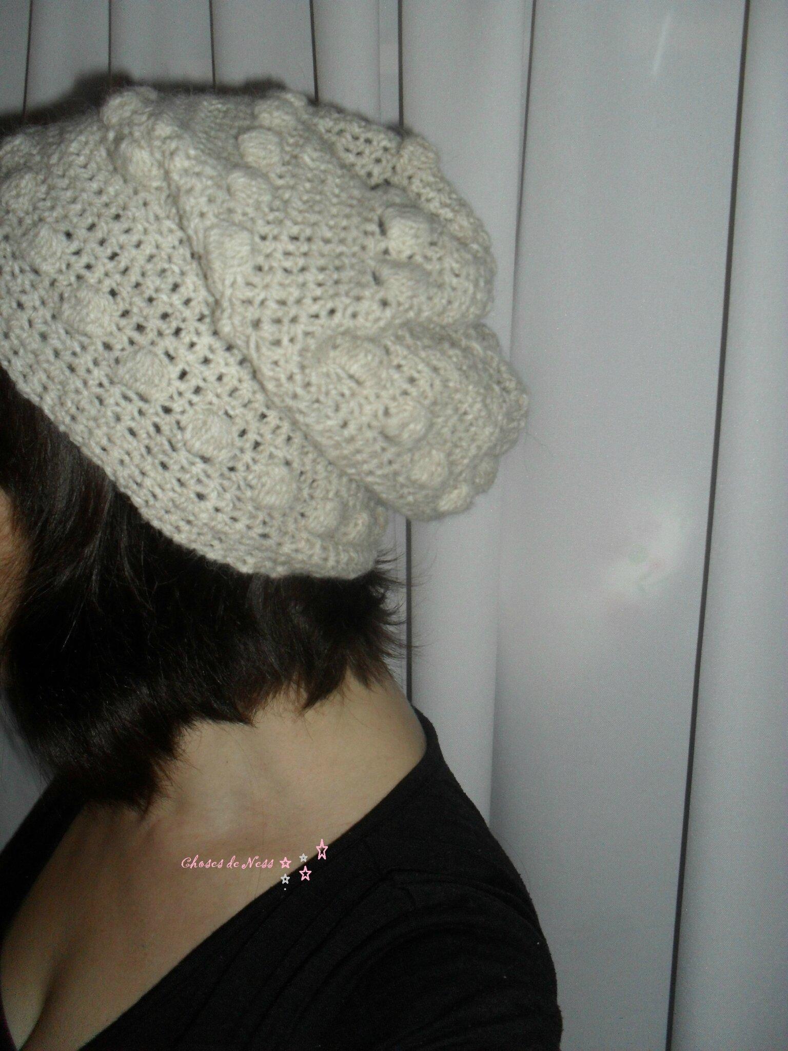 Mon bobble hat...