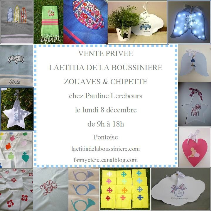 invitation Pontoise SAH14
