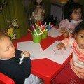 P'tit déjeuner au Comptoir des thés oct 2007