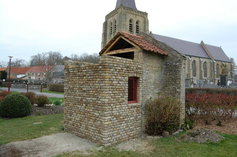 construction petite chapelle avril 2016 (15)