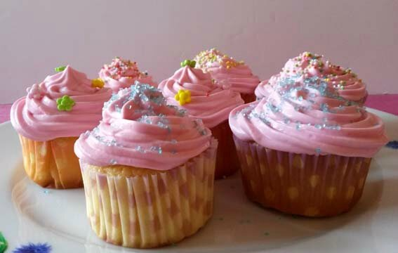 cup cakes pomme d'a