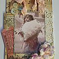 Tags d'hiver shabby