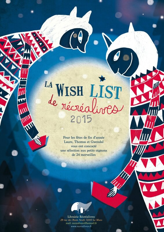 wishlist récré 2015 one web