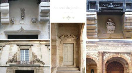 Architecture Bourguignone Dijon
