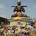 Voyage des CP à Battambang