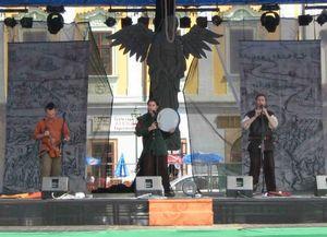 6-SIKINIS Festival de Pilsen (République tchèque) juin 08