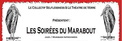 Les Soirées du Marabout - Théâtre de Verre - bandeau