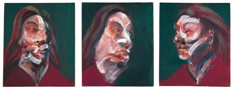 "an analysis of francis bacons portrait of george dyer in a mirror Analysis of francis bacon's  to a late piece called ""study for the head of george dyer  francis bacon essay examples - francis bacon's self portrait is."